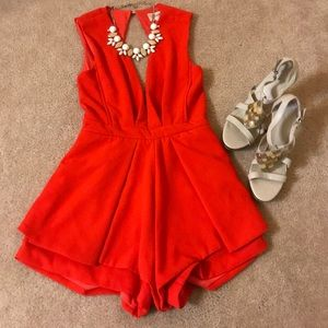 Gorgeous Backless Romper